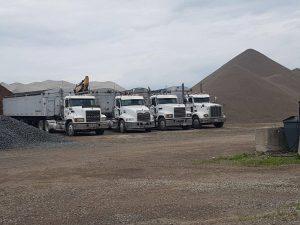 Truck Fleet - West Windsor 2018